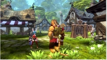 Dragon Nest indonesia New class : maquina