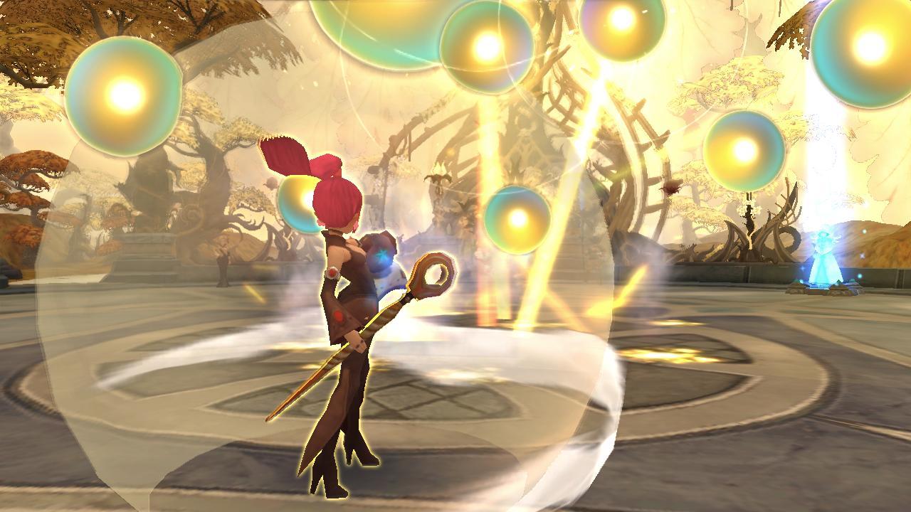 Future update dragon nest : Elemen light untuk smasher ?