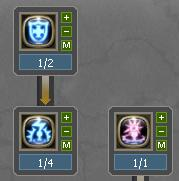 Dragon nest saint full DPS skill build