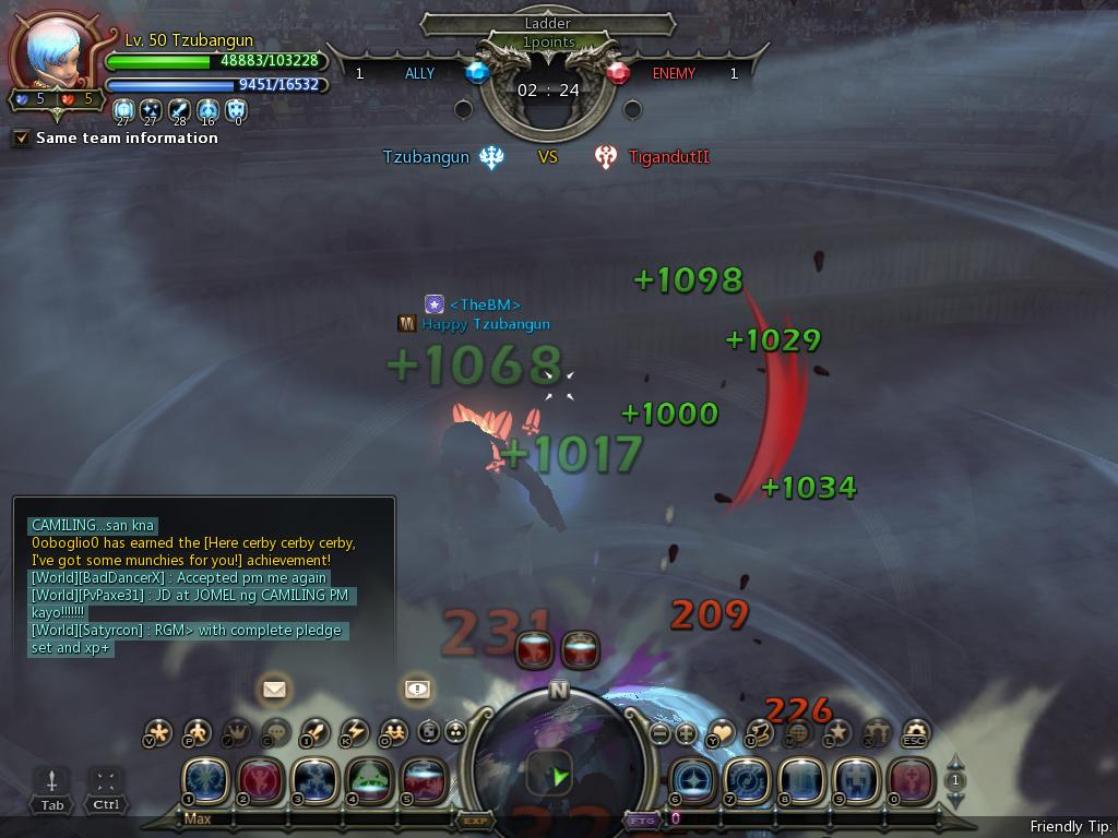 dragon nest  tips ladder/pvp untuk saint
