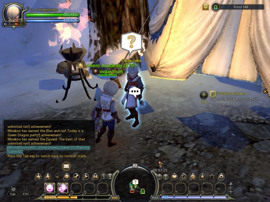 Dragon nest cleric main story chapter 1 part 1 [stolen Goods I]