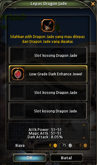 dragon nest indonesia Dragon Jade