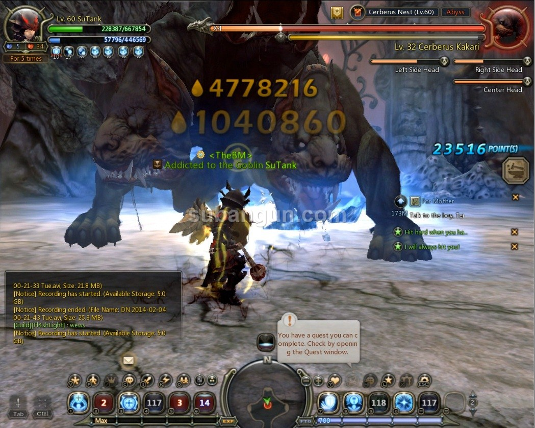 Light Guardian Skill Build Dragon Nest Indonesia