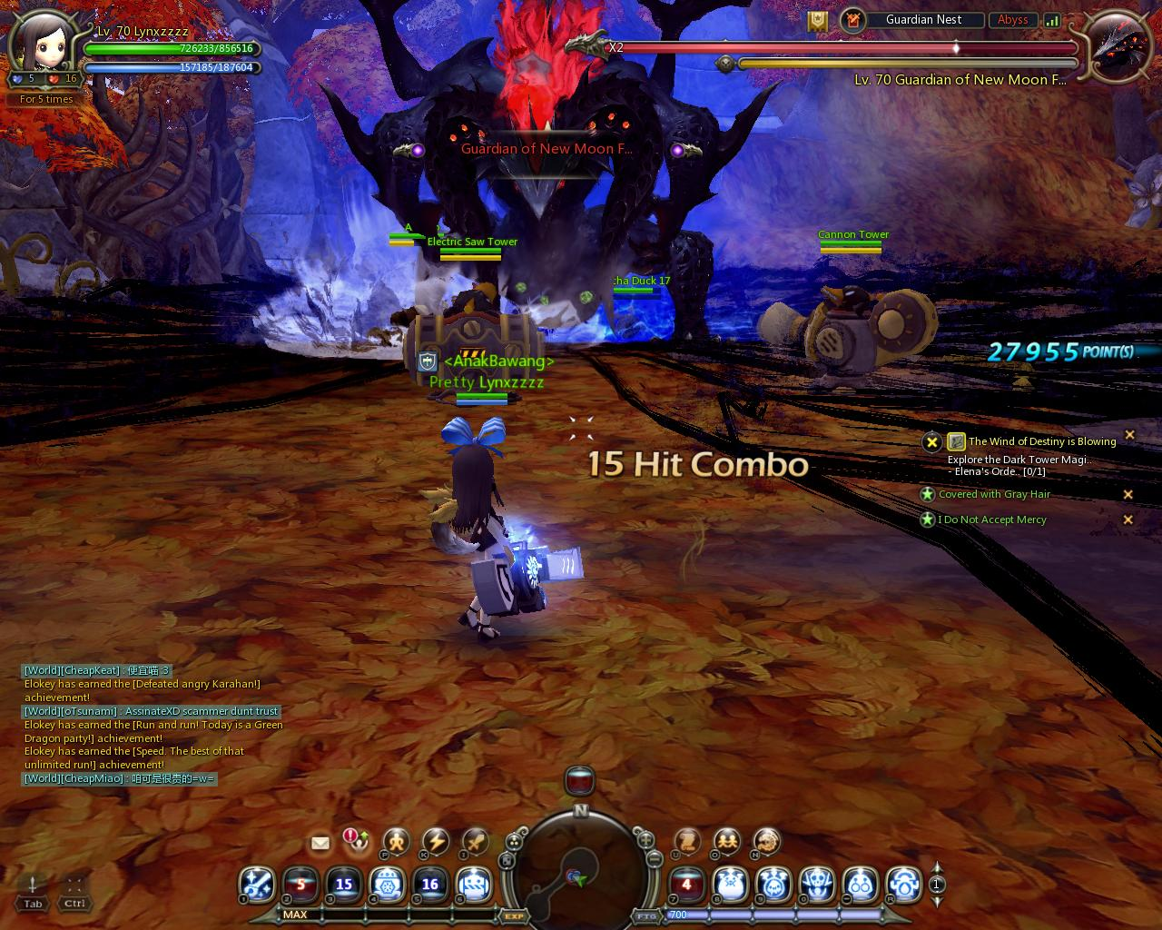 Dragon Nest Indonesia Guardian Nest Guide