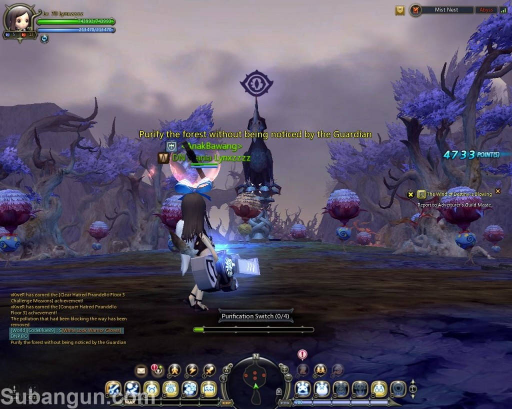 Dragon Nest Indonesia Mist Nest Guide
