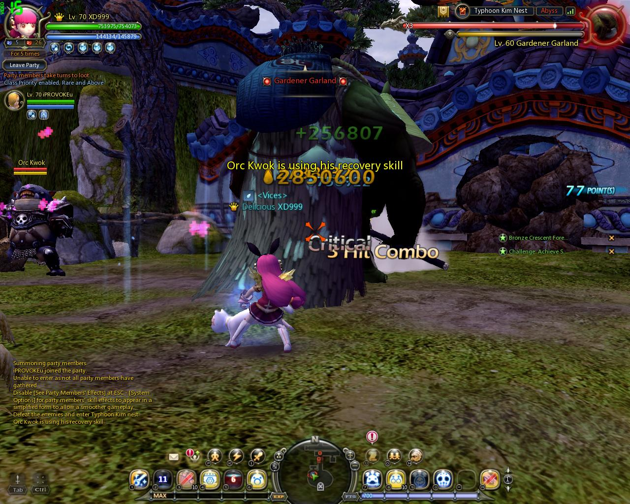 Dragon Nest Elemental Conversion Jade