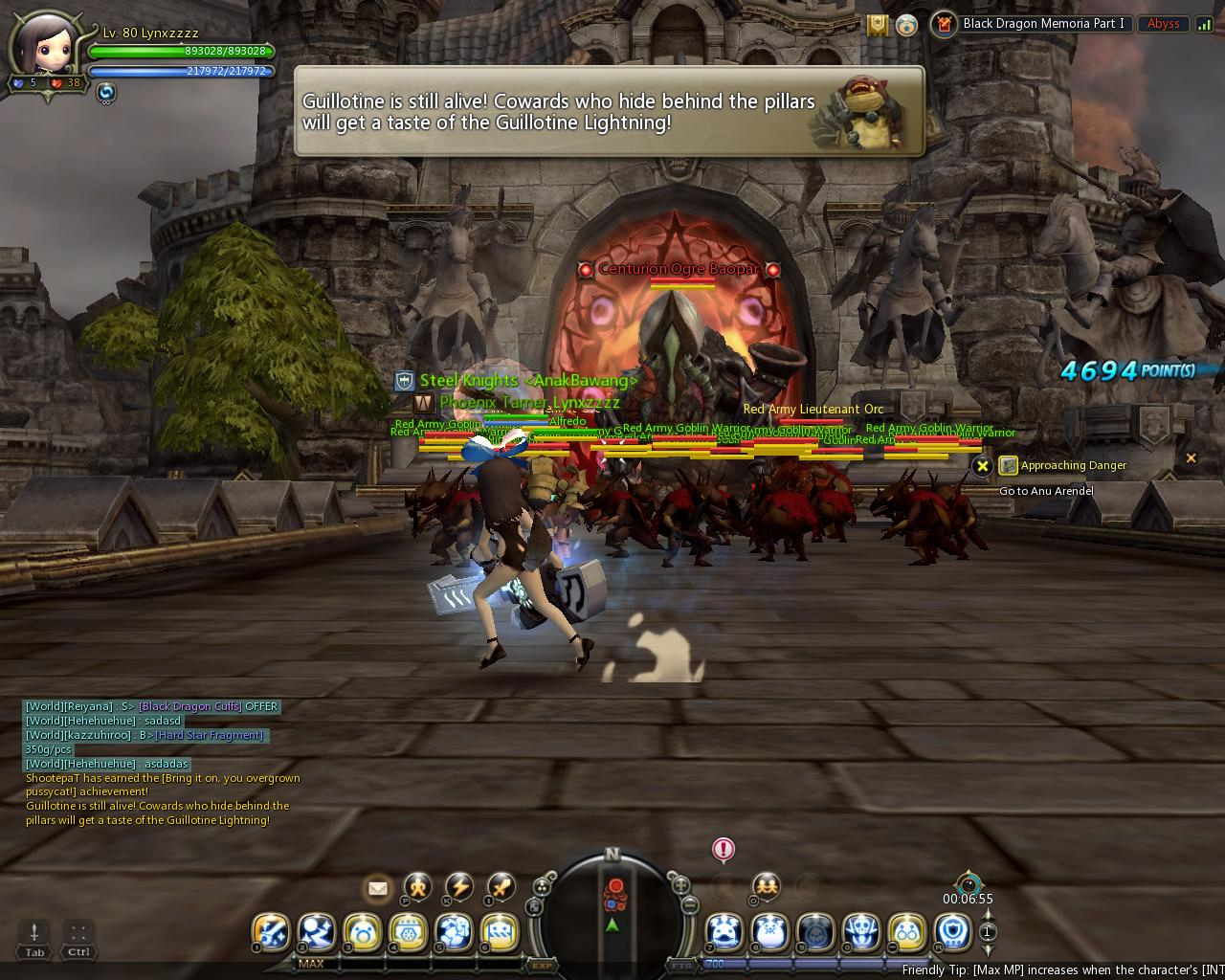 Dragon Nest Indonesia Black Dragon Nest stage 1 guide
