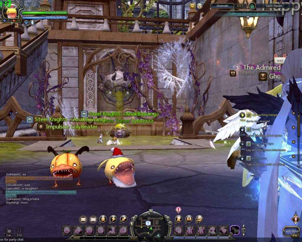 Dragon nest indonesia polluted water