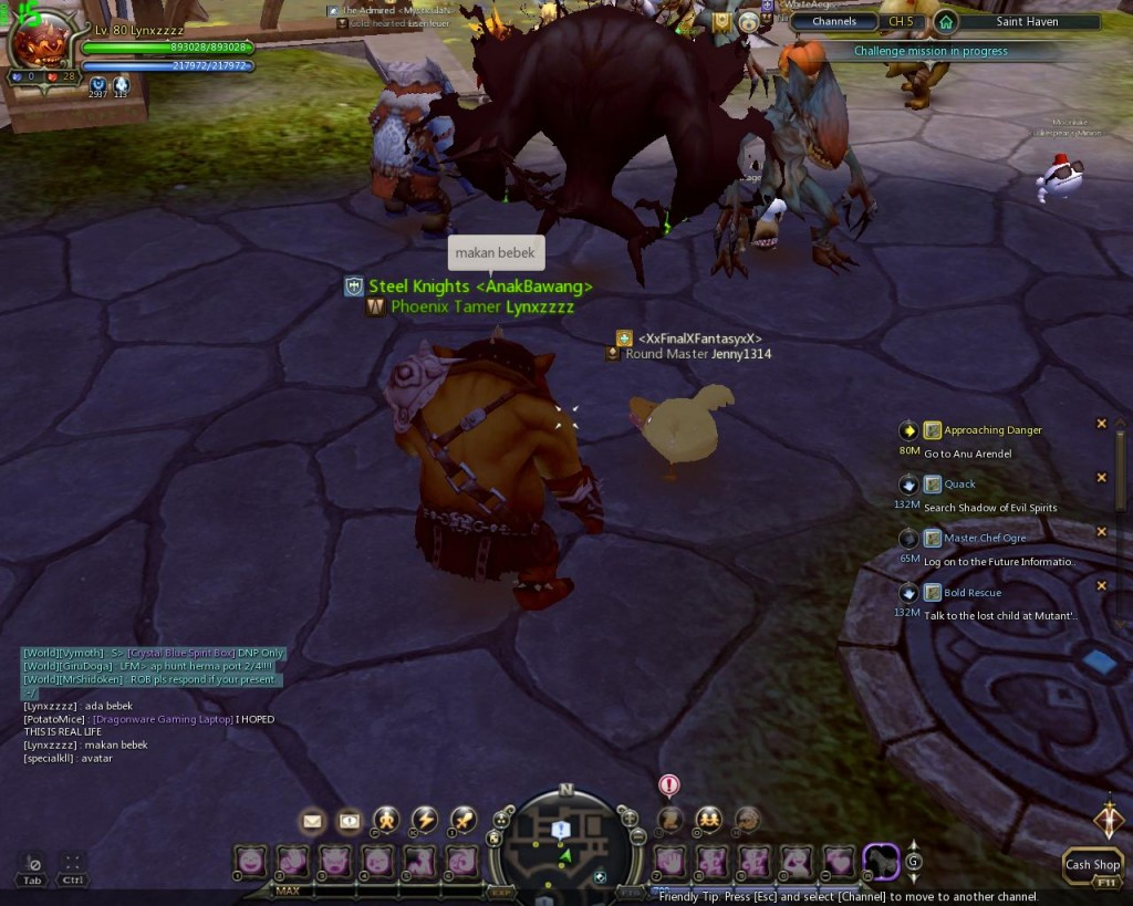 Dragon nest indonesia polluted water 2