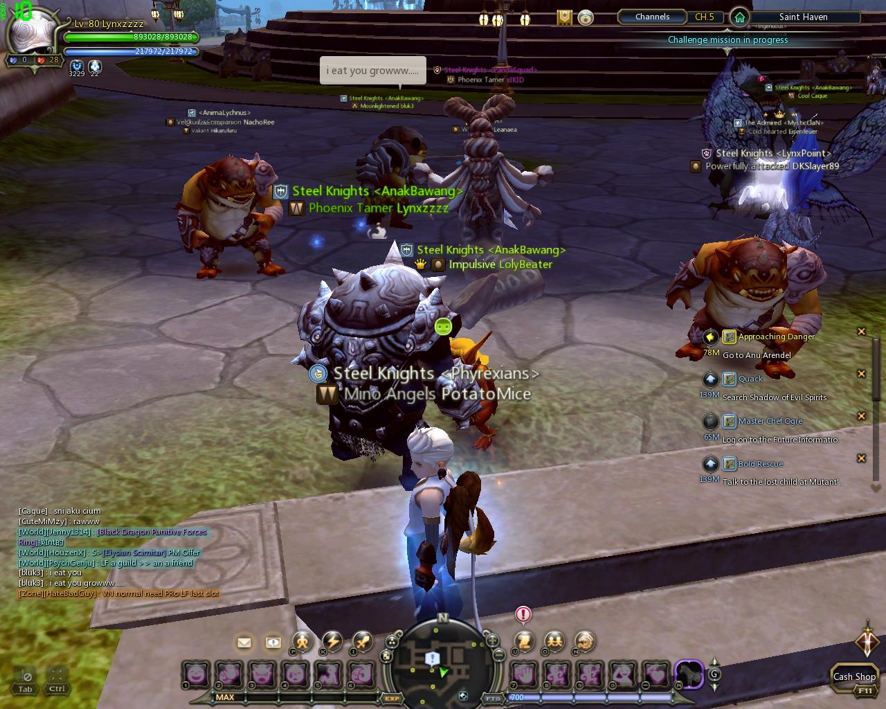 Dragon nest SEA Patch 10 februari 2015