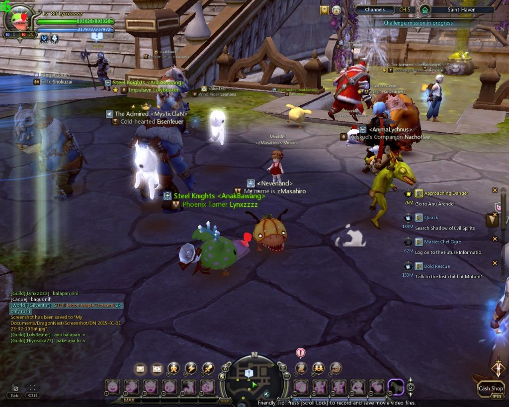 Dragon nest indonesia polluted water 5