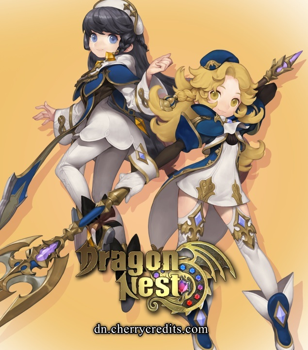 Dragon nest sea lancea