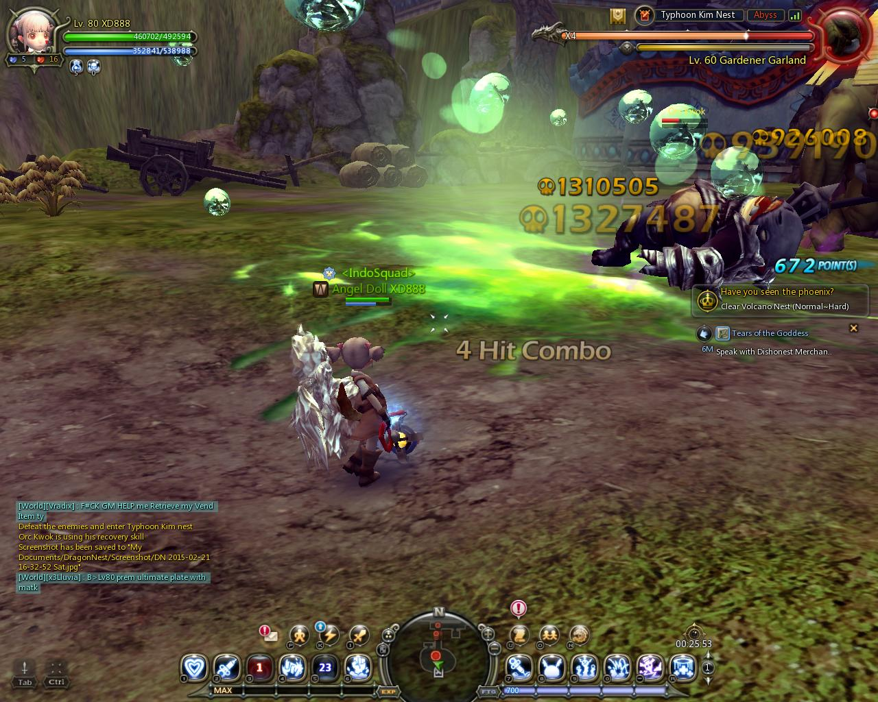 Dragon nest Indonesia : info skill Physician setelah revamp