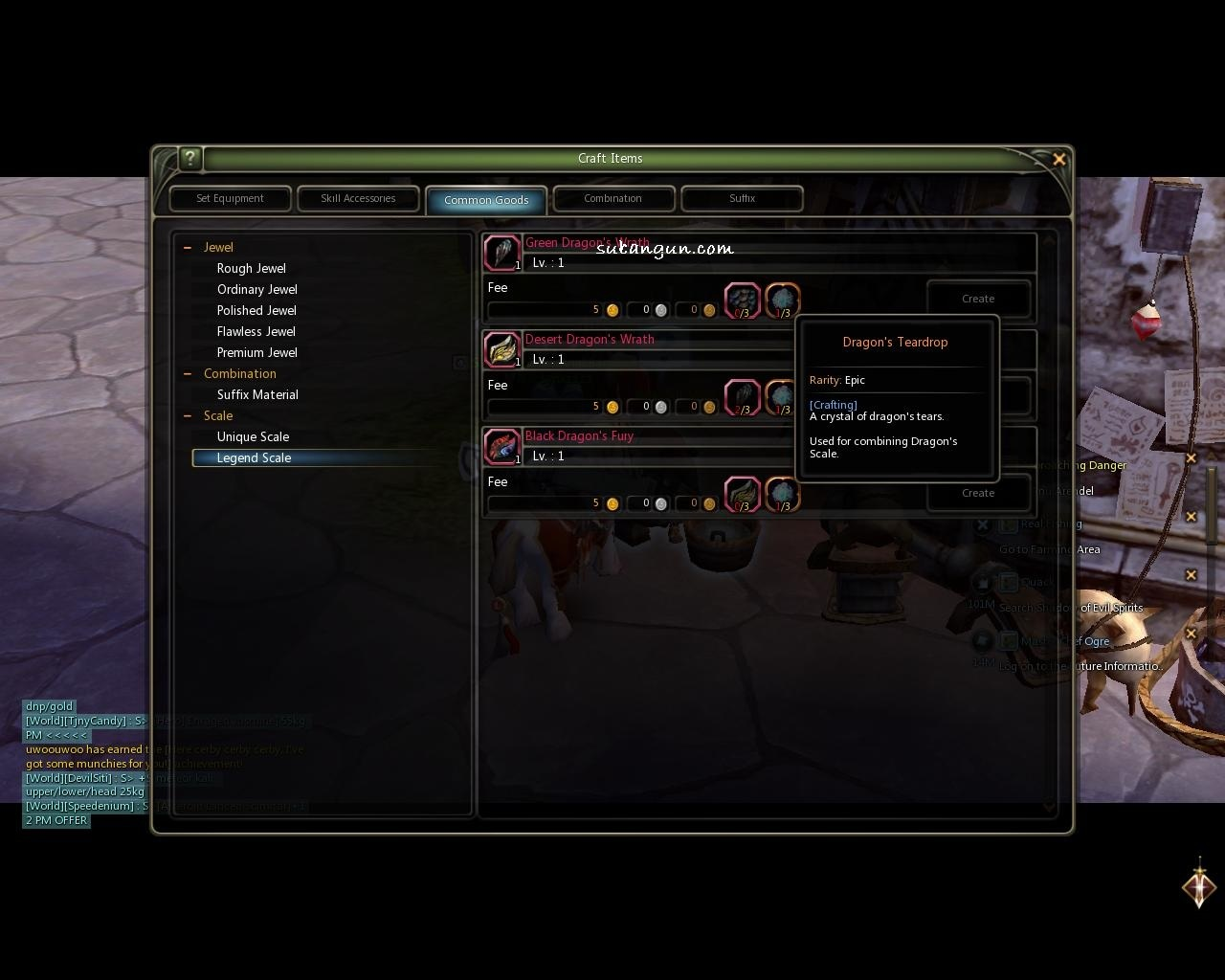 Dragon nest indonesia update loffy di cap 70 berarti cap 80 sudah dekat?