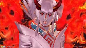 Devil Kazumi karakter terbaru game tekken 7