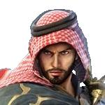 Shaheen karakter terbaru game tekken 7