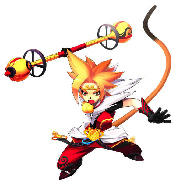 Tales Hero son wukong