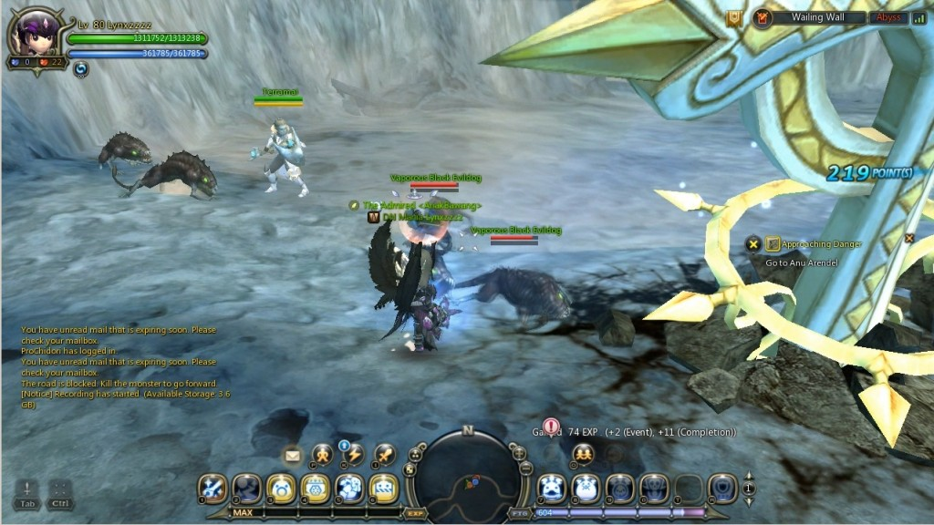 dragon nest mercenary Terramai