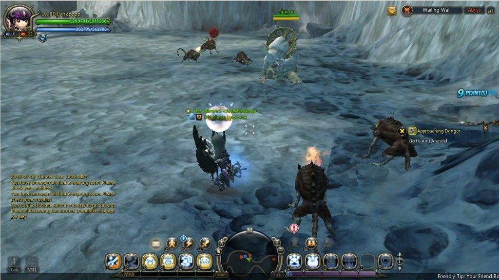 dragon nest mercenary ignacio