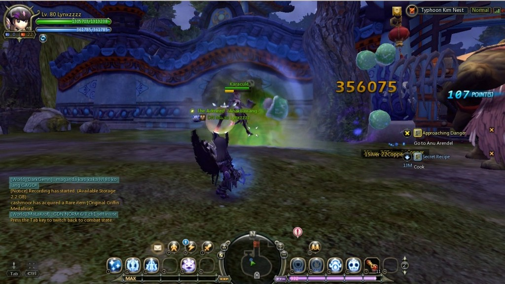 dragon nest mercenary karacule2