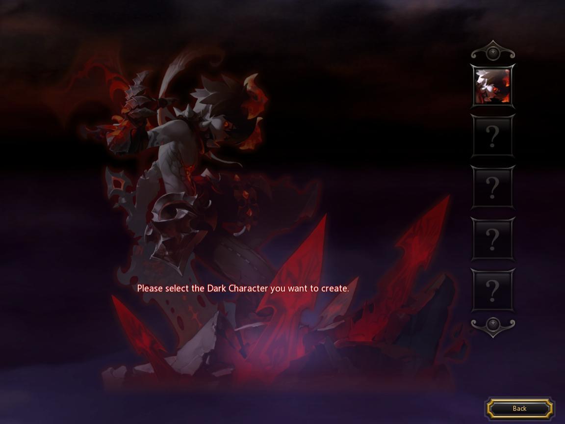 membuat karakter dark avenger dragon nest indonesia