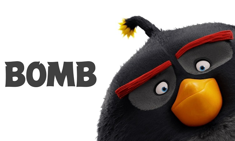 The Angry Birds Movie bomb