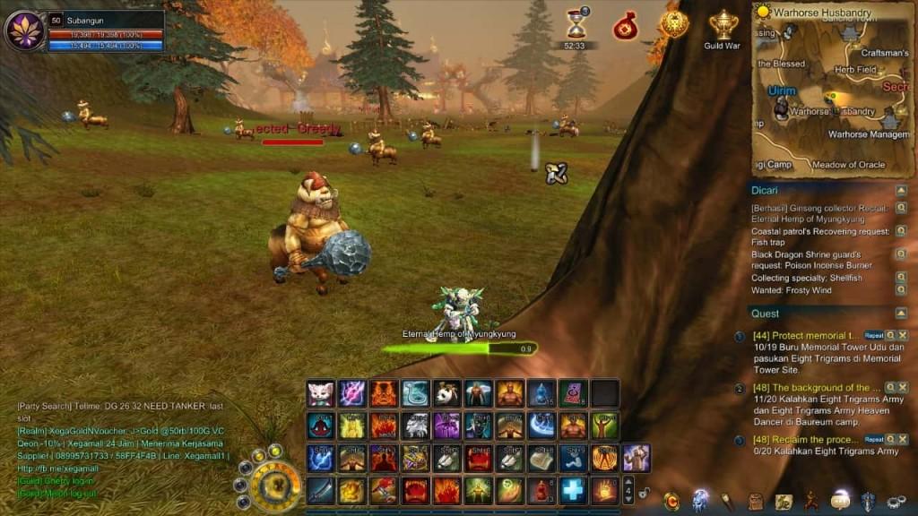 Asta Online Gingseng collector Recruit Eternal Hemp of Myungkyung 2