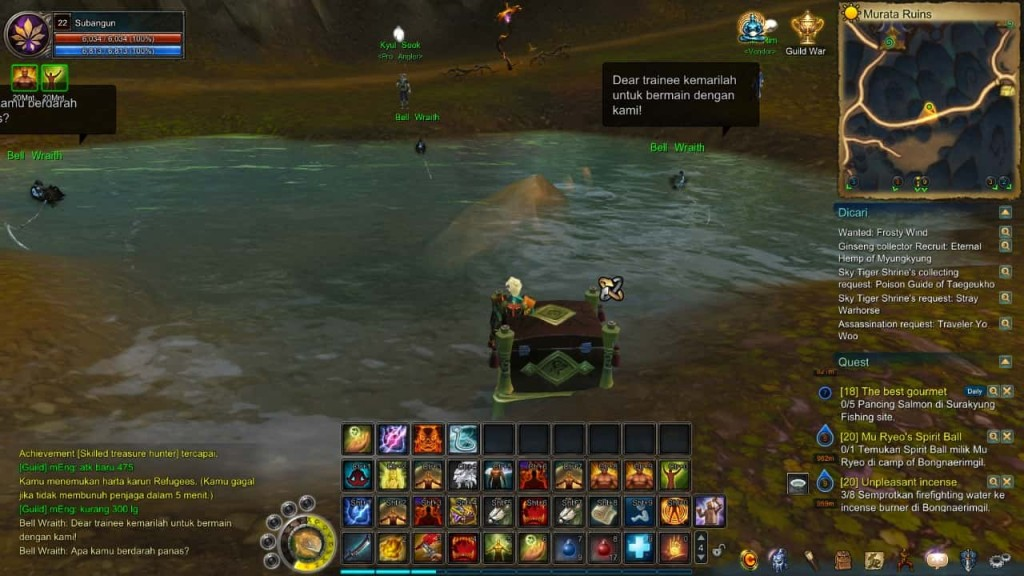 Asta online Treasure hunter tips 4