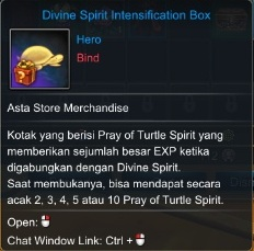 asta online divine spirit intensification box