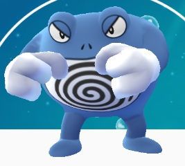 pokemon go Poliwrath
