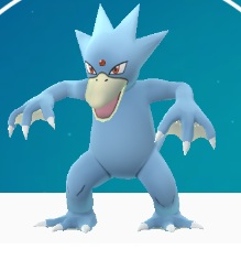 pokemon go golduck