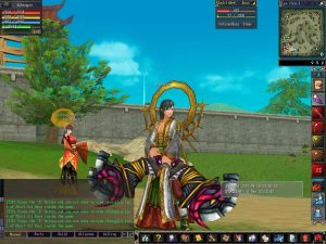 gangho-online-archer