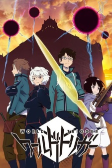 Karakter Utama Anime yang Menyembunyikan Identitas Kekuatannnya world trigger