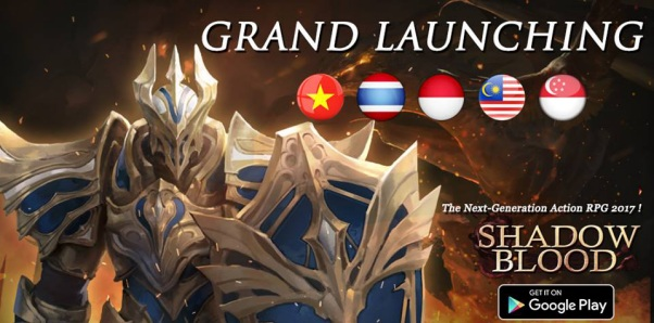 Grand Launching Shadowblood Indonesia & Event Kolaborasi Lytogame