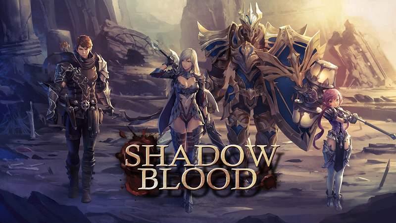 Shadowblood game mobile terbaru dari Lyto