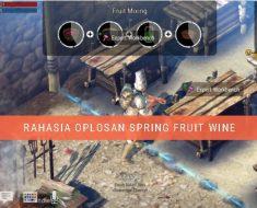 Rahasia Oplosan Spring Fruit Wine Durango wild Lands